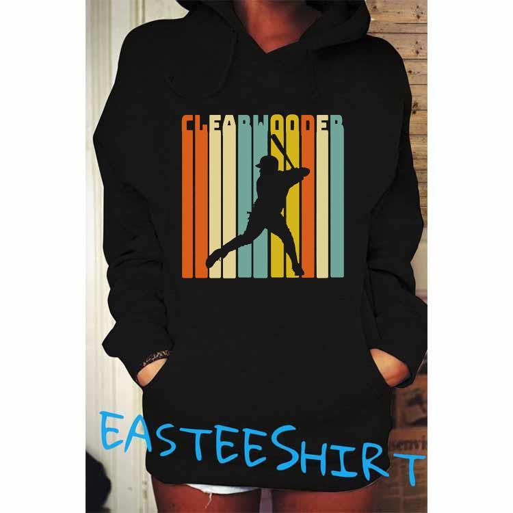 Clearwater Philadelphia Baseball Vintage Shirt Hoodie