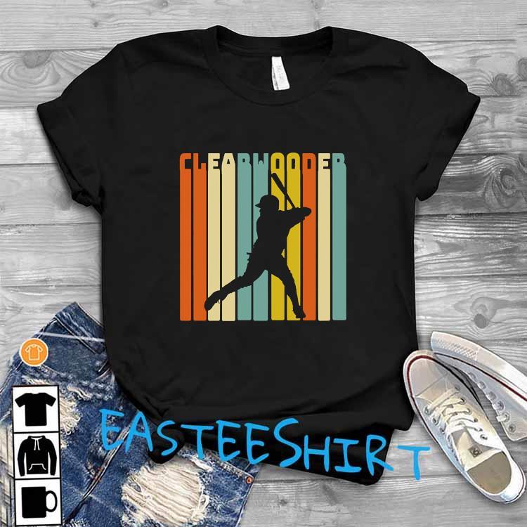 Clearwater Philadelphia Baseball Vintage Shirt T-Shirt