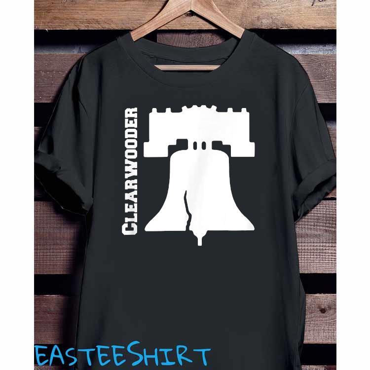 Clearwooder Philadelphia Phillies Shirt