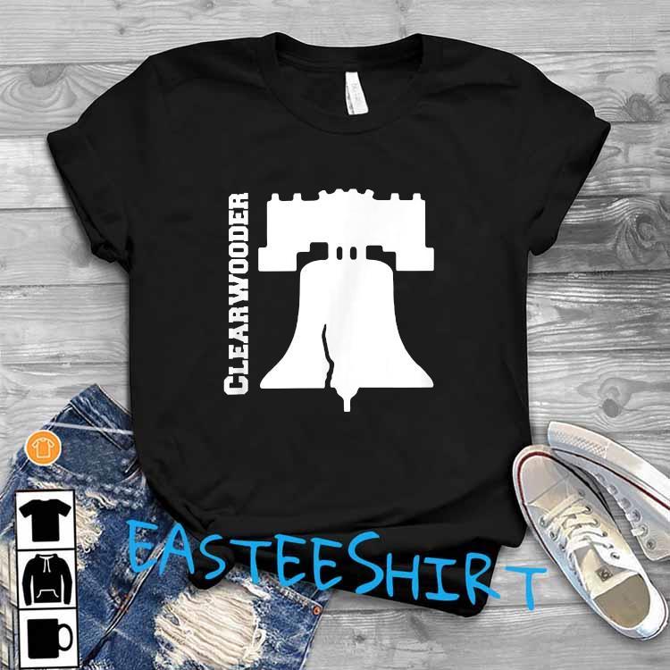 Clearwooder Philadelphia Phillies Shirt T-Shirt