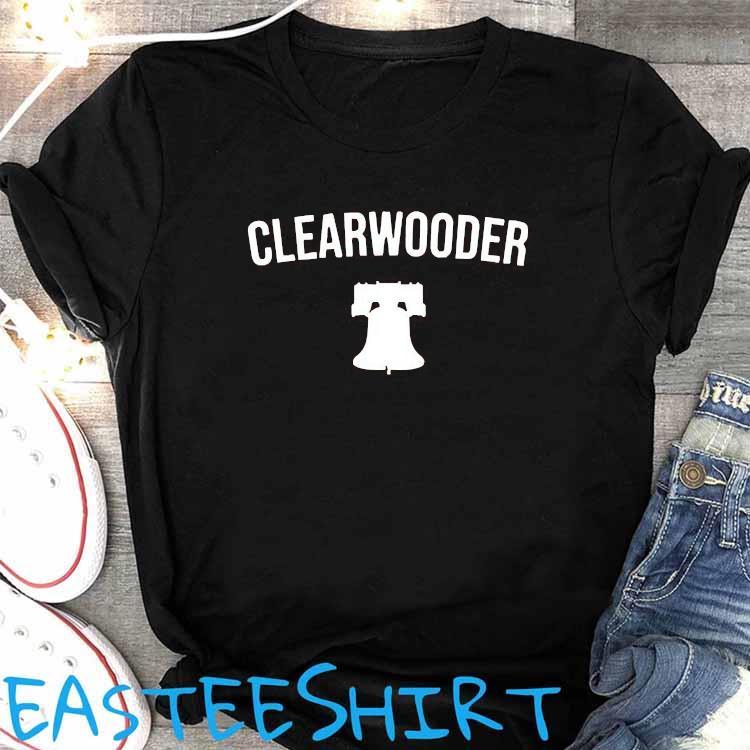 Clearwooder Phillies Clear Wooder Shirt Women's Shirt