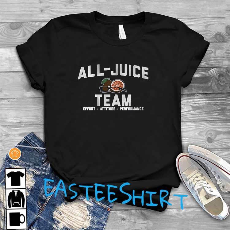 Terez Paylor All-Juice Team Shirt T-Shirt