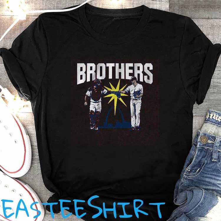 Wainwright and Molina Brothers Apparel St Louis Shirt Women's Shirt