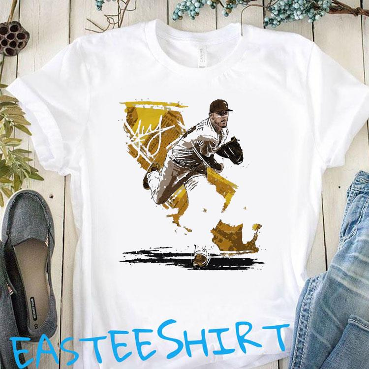 Joe Musgrove 44 San Diego Pittsburgh Baseball Classic T-Shirt