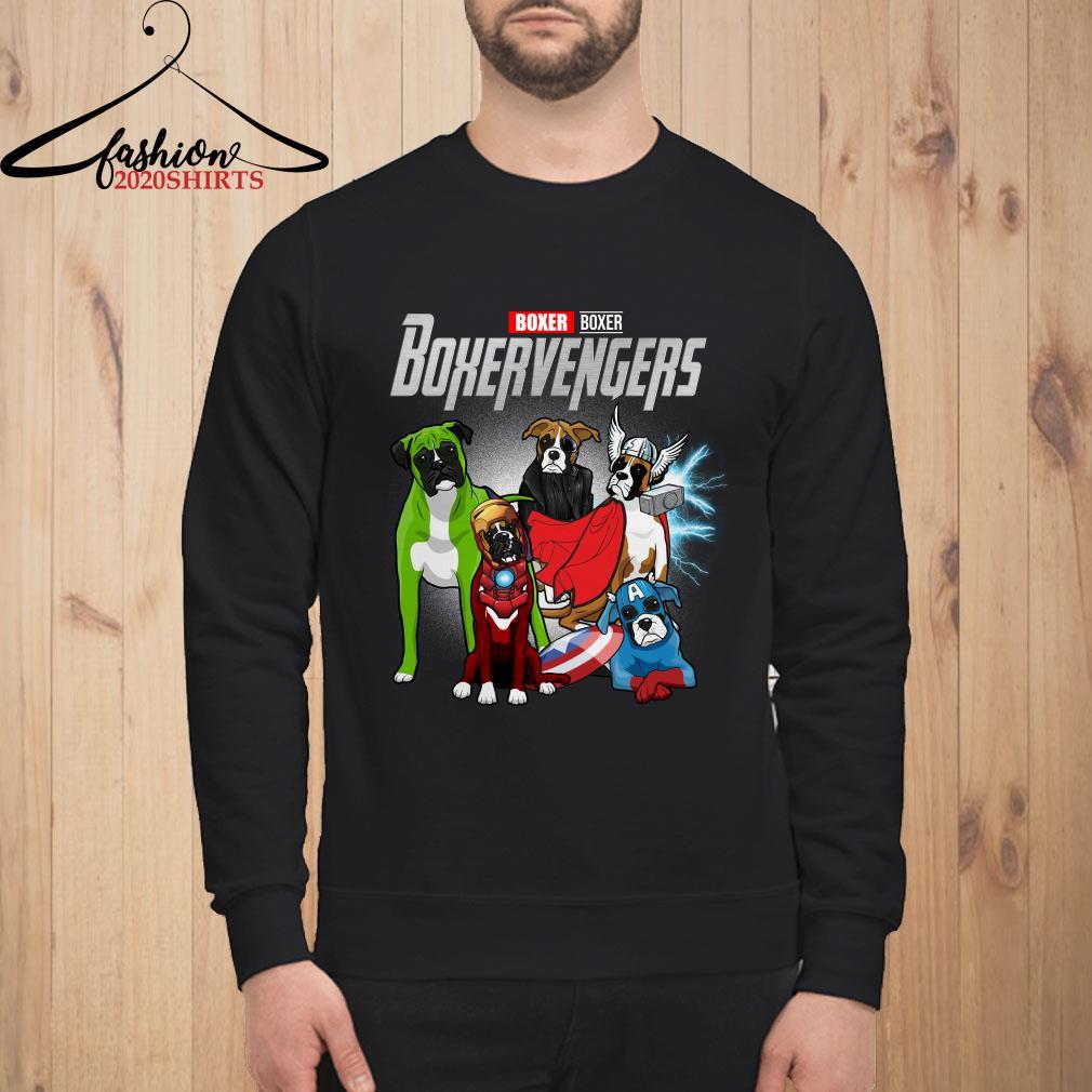 Boxervengers Boxer version sweatshirt