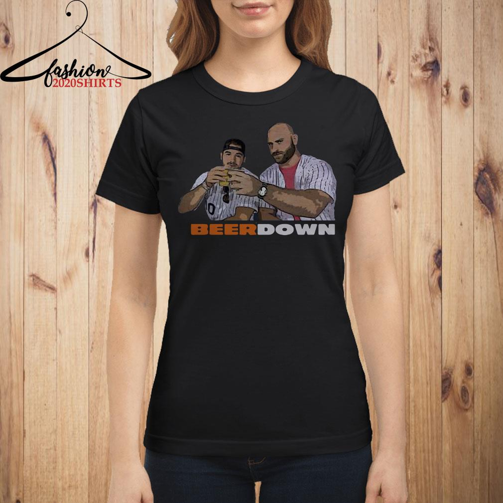 Podcast beer down Ladies shirt