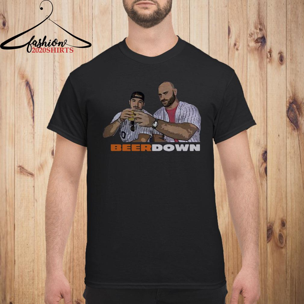 Podcast beer down Men shirt