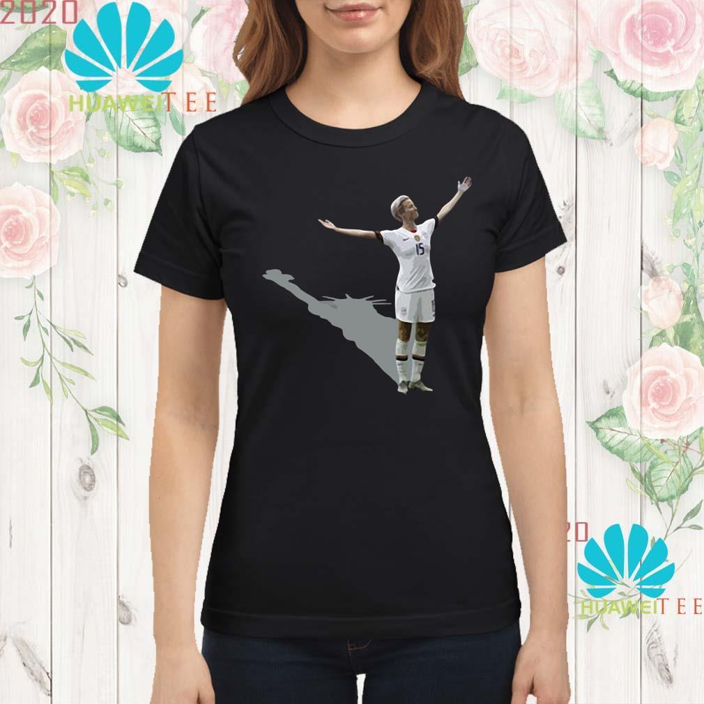 hot sales d744c dc0ad Megan Rapinoe United States football soccer shirt