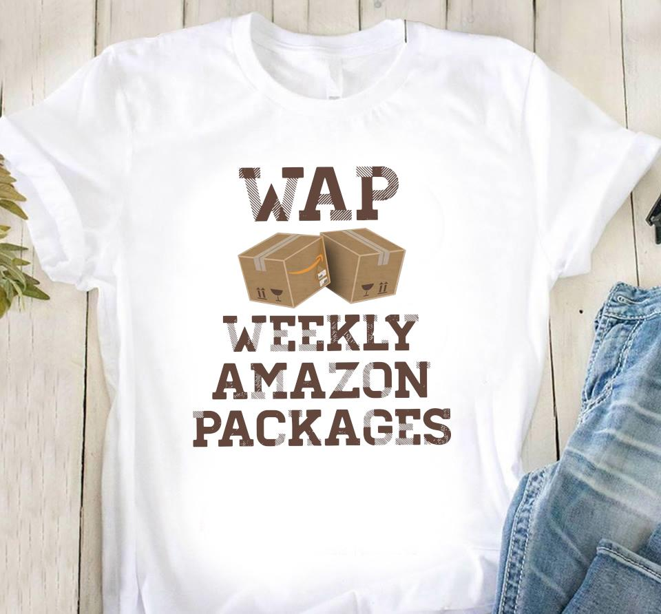 Wap Weekly Amazon Packages Shirt Classic T-Shirt