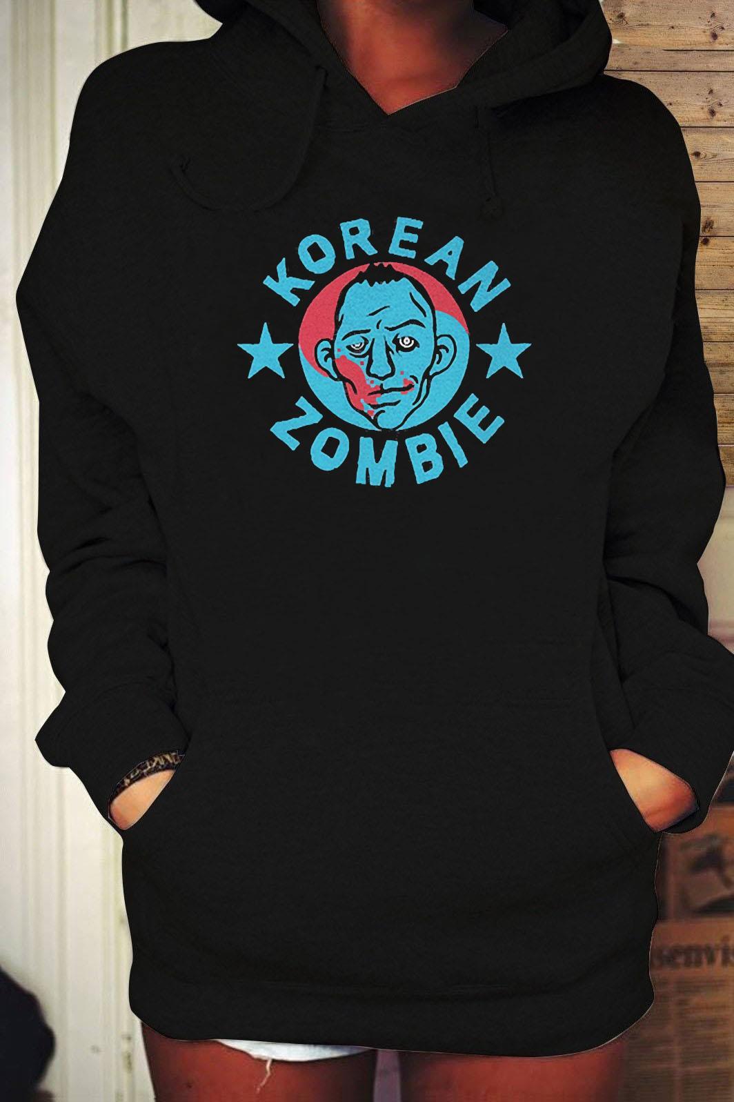 Korean Zombie 2020 Shirt Hoodie