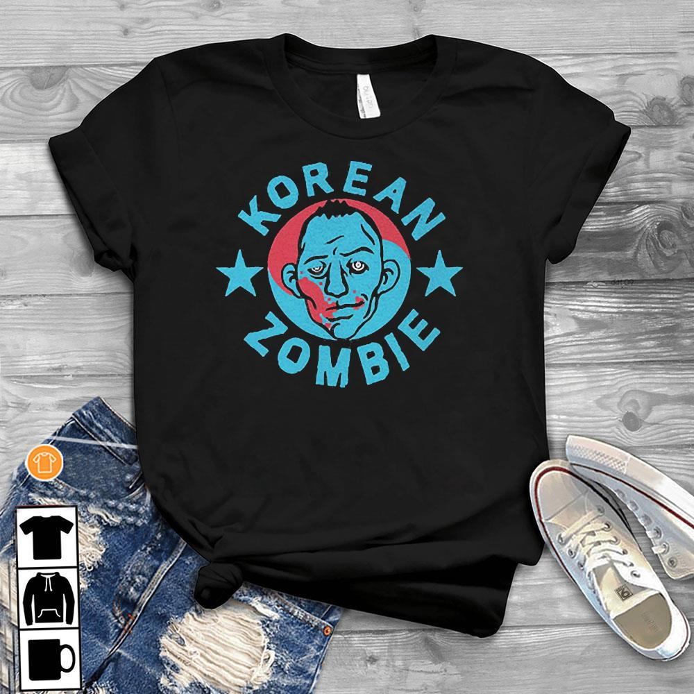Korean Zombie 2020 Shirt T-Shirt