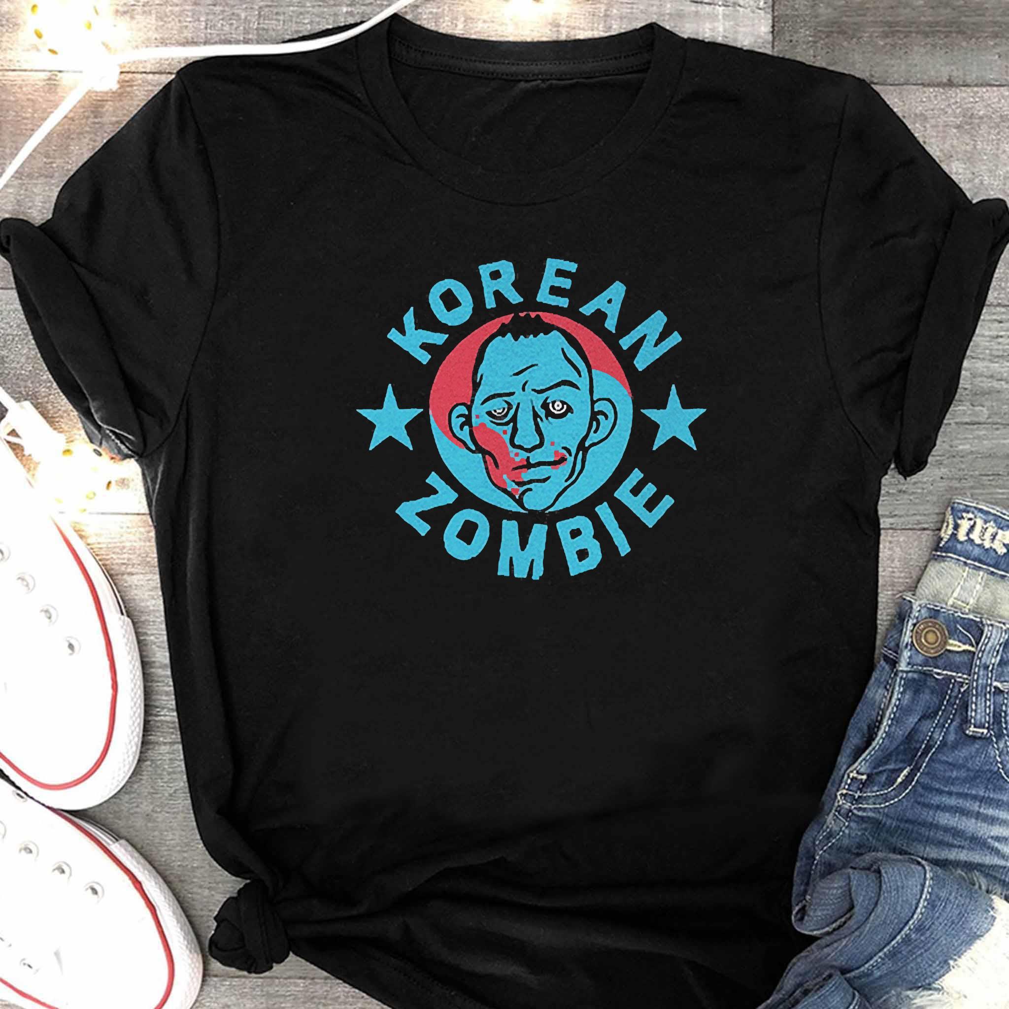 Korean Zombie 2020 Shirt Women's Shirt
