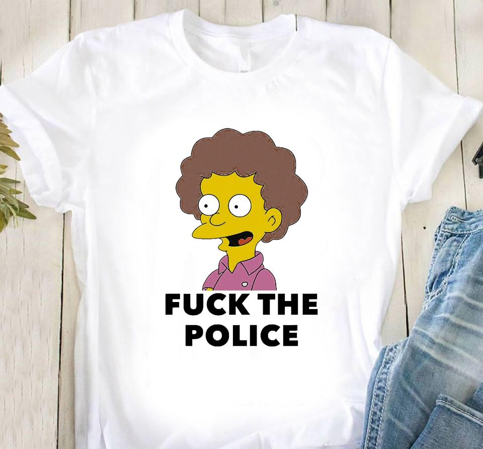 Todd Flanders Fuck The Police Shirt Classic T-Shirt
