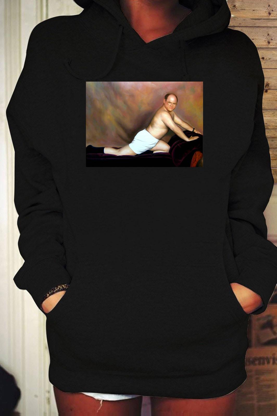 George Costanza Painting Shirt Hoodie