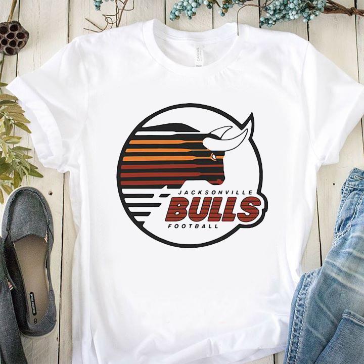 Jacksonville Bulls Football Shirt