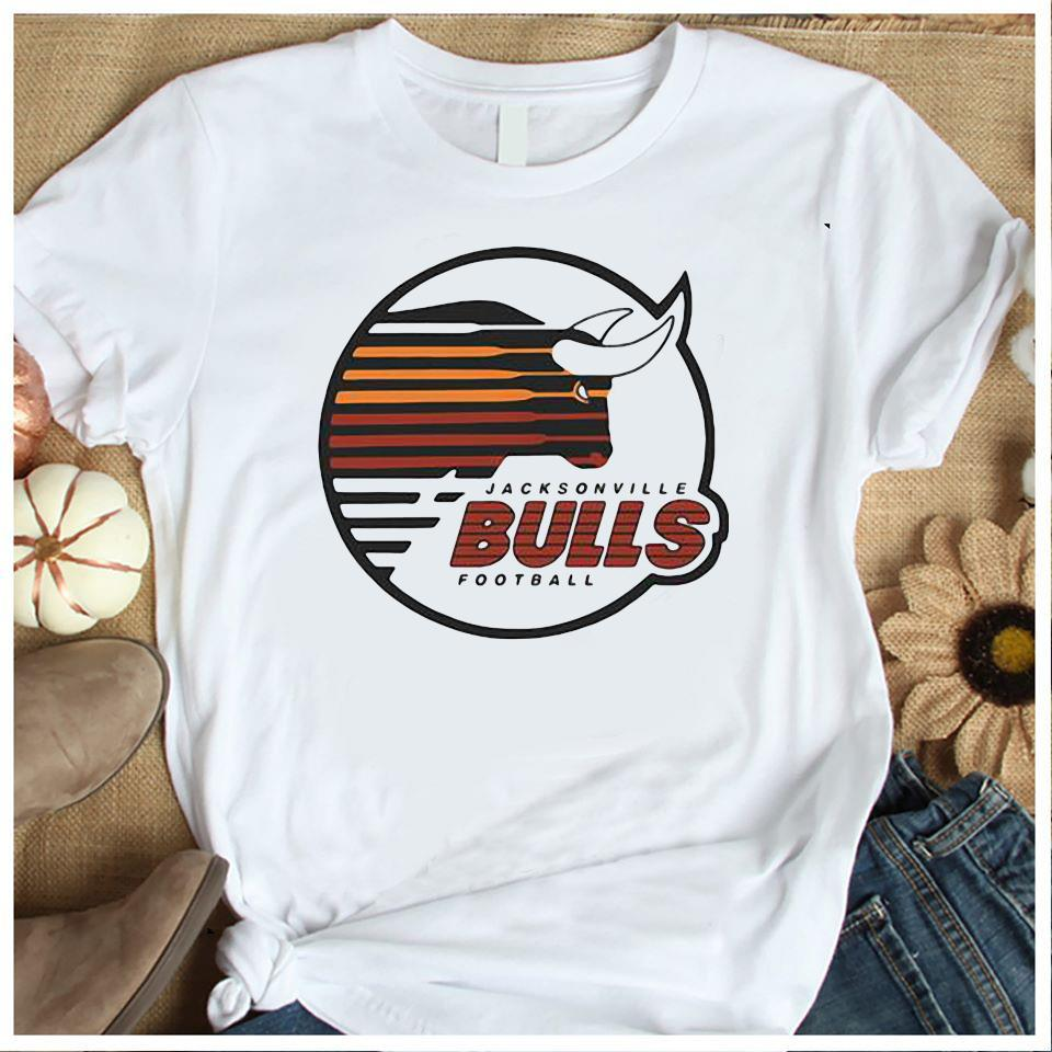 Jacksonville Bulls Football Shirt Women's Shirt