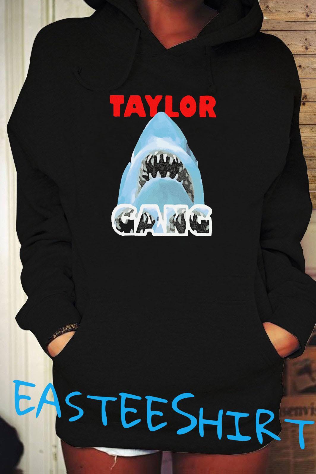 Taylor Gang Shark Shirt Hoodie