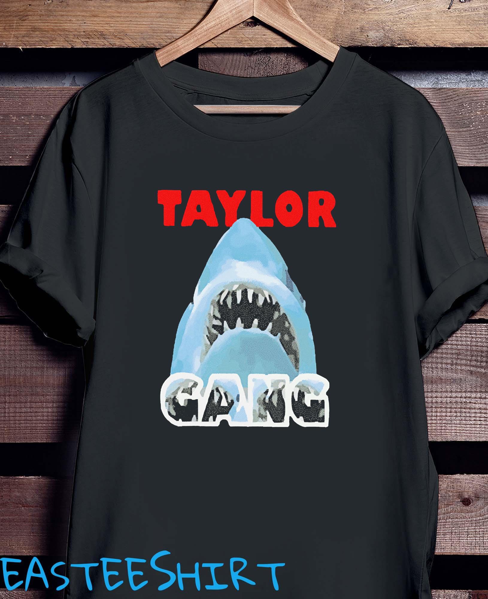 Taylor Gang Shark Shirt