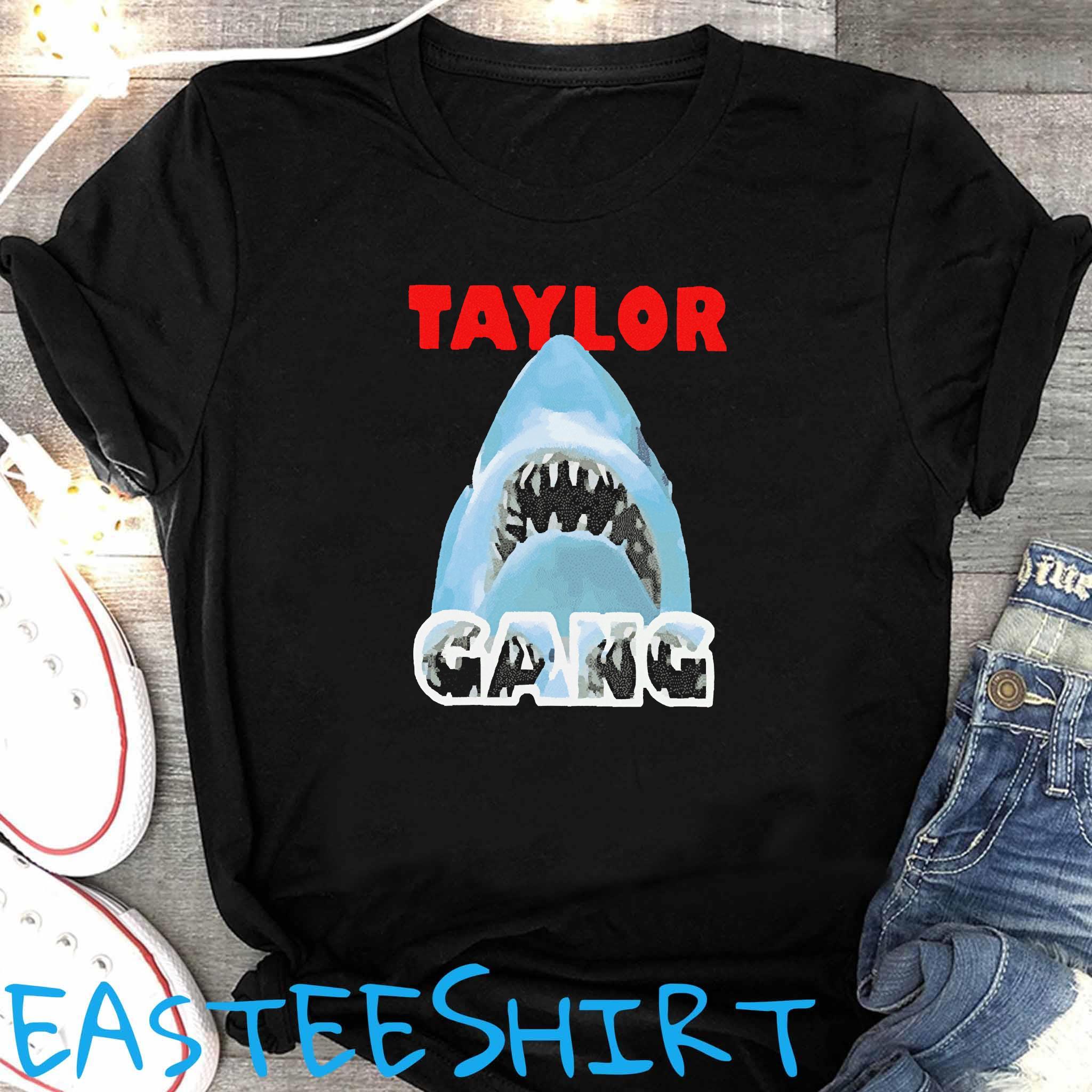 Taylor Gang Shark Shirt Women's Shirt